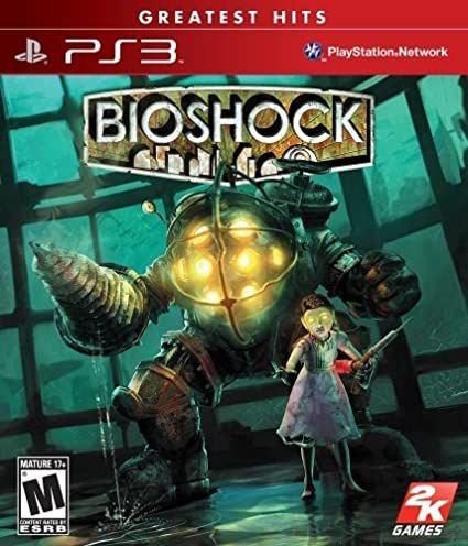 Jogo PS3 Usado Bioshock