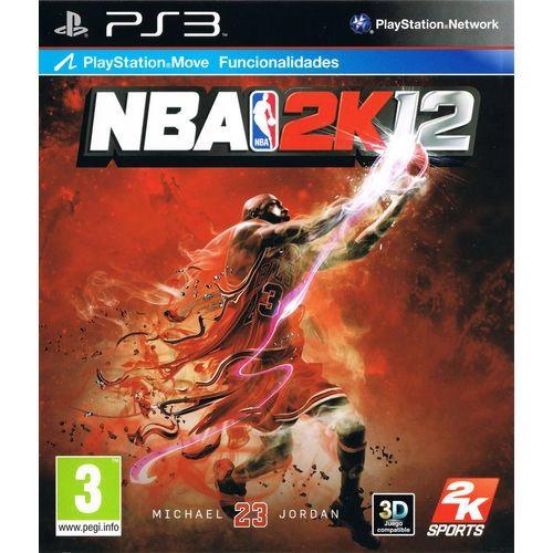 Jogo PS3 Usado NBA 2K12