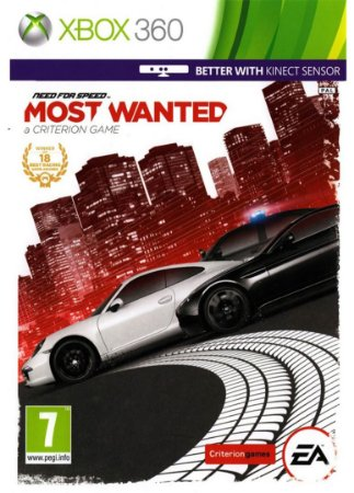 Jogo XBOX 360 Usado Need For Speed Most Wanted