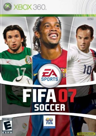 Jogo XBOX 360 Usado FIFA 07