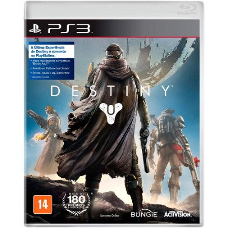Jogo PS3 Usado Destiny
