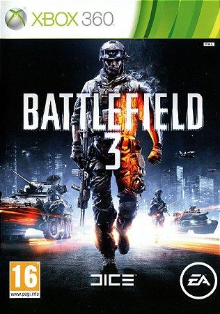 Jogo XBOX 360 Usado Battlefield 3