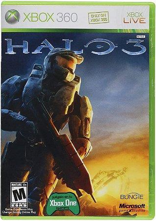 Jogo XBOX 360 Usado Halo 3
