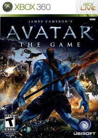 Jogo XBOX 360 Usado Avatar: The Game