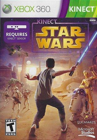Jogo XBOX 360 Usado Star Wars Kinect