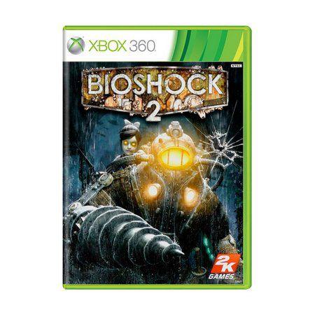 Jogo XBOX 360 Bioshock 2