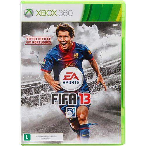 Jogo XBOX 360 Usado FIFA 13