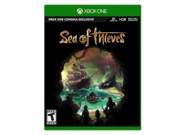Jogo XBOX ONE Usado Sea of Thieves