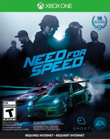 Jogo XBOX ONE Usado Need For Speed