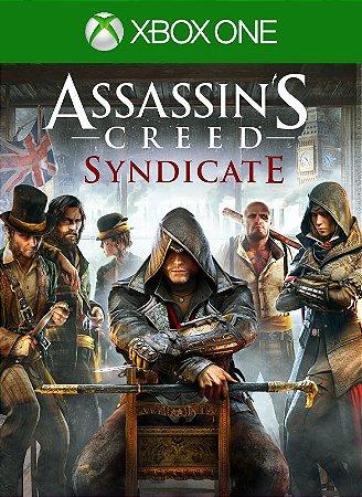 Jogo XBOX ONE Usado Assassin's Creed: Syndicate