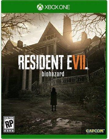 Jogo XBOX ONE Usado Resident Evil 7