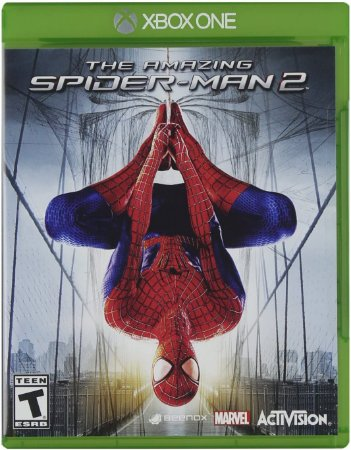 Jogo XBOX ONE Usado The Amazing Spider-Man 2