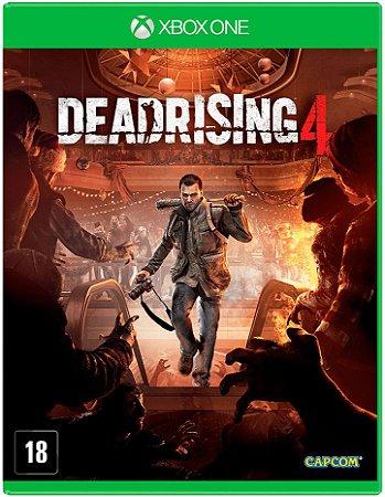 Jogo XBOX ONE Usado Dead Rising 4