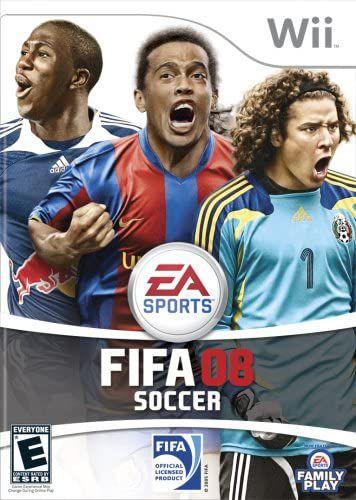 Jogo Wii Usado FIFA Soccer 08