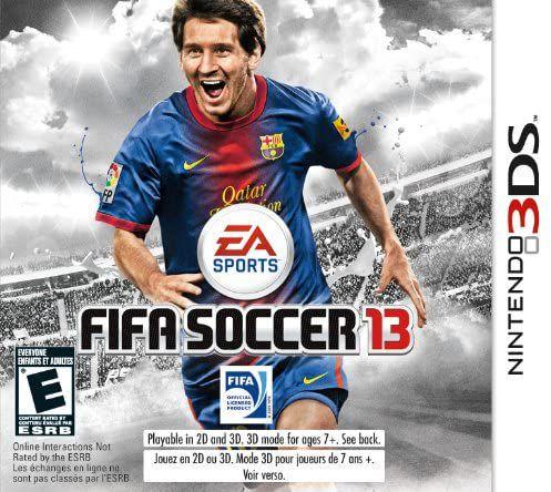 Jogo Nintendo 3DS Usado FIFA Soccer 13