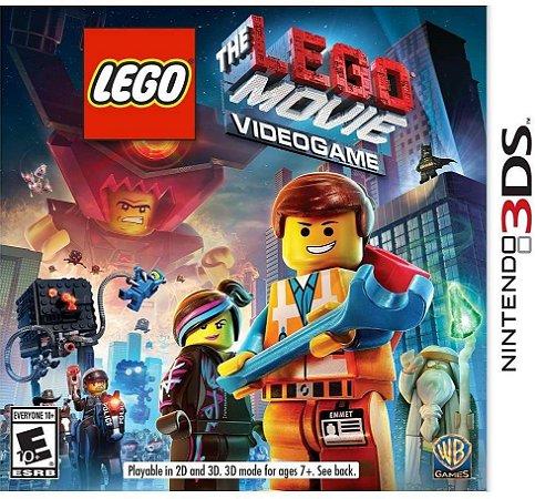 Jogo Nintendo 3DS Usado The LEGO Movie Videogame