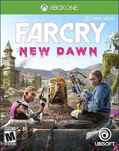 Jogo XBOX ONE Novo Far Cry New Dawn