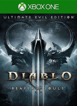 Jogo XBOX ONE Novo Diablo III Ultimate Evil Edition