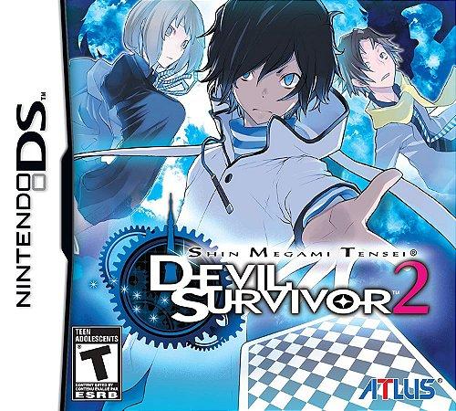 Jogo Nintendo DS Usado Shin Megami Tensei Devil Survivor 2