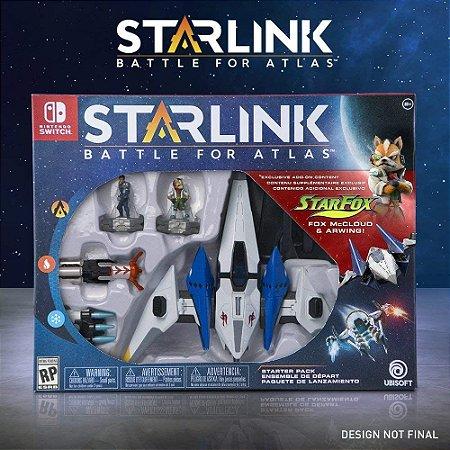Acessório SWITCH Usado Starlink: Battle for Atlas
