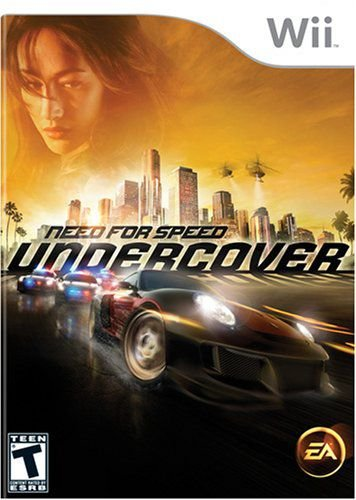 Jogo Wii Usado Need For Speed Undercover
