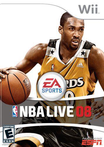 Jogo Wii Usado NBA Live 08