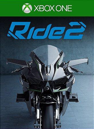 Jogo XBOX ONE Usado Ride 2