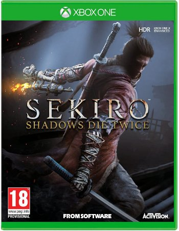Jogo XBOX ONE Novo Sekiro
