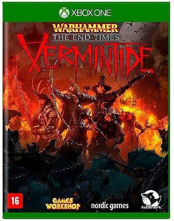 Jogo XBOX ONE Usado Warhammer: End Times - Vermintide Xbox One Usado