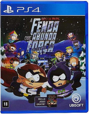 Jogo PS4 Usado South Park A Fenda que Abunda Força