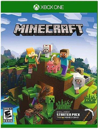 Jogo XBOX ONE Usado Minecraft