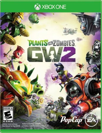 Jogo XBOX ONE Usado Plants vs Zombies Garden Warfare 2