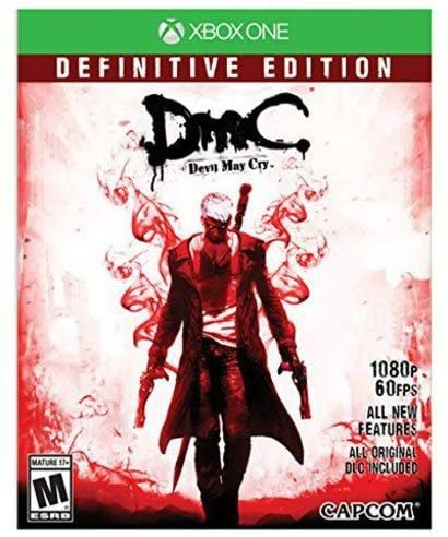 Jogo XBOX ONE Usado DMC Definitive Edition