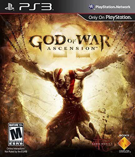 Jogo PS3 Usado God of War Ascension