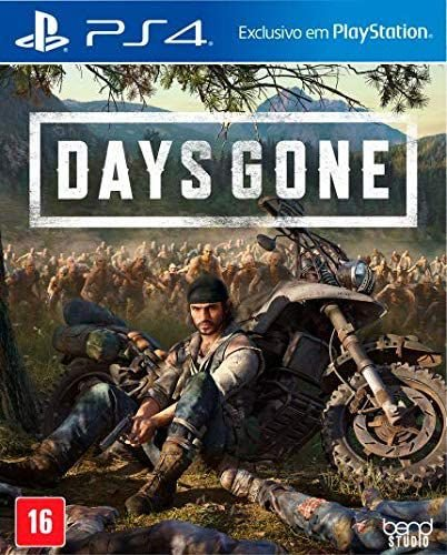 Jogo PS4 Novo Days Gone