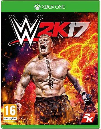 Jogo XBOX ONE Usado WWE 2K17