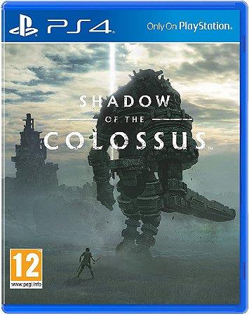 Jogo PS4 Novo Shadow of the Colossus