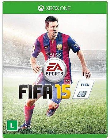 Jogo XBOX ONE Usado FIFA 15