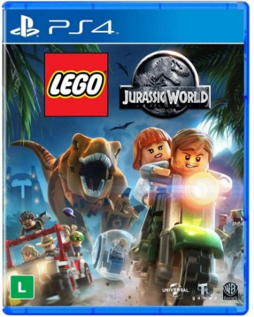 Jogo PS4 Usado LEGO Jurassic World