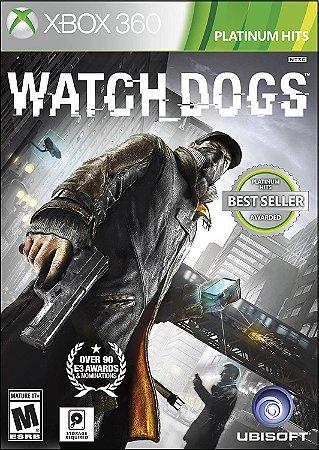 Jogo XBOX 360 Usado Watch Dogs
