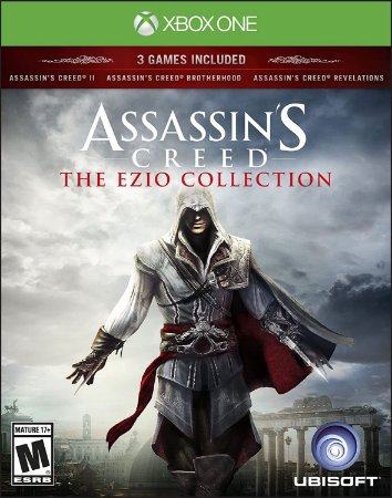 Jogo XBOX ONE Usado Assassin's Creed the Ezio Collection