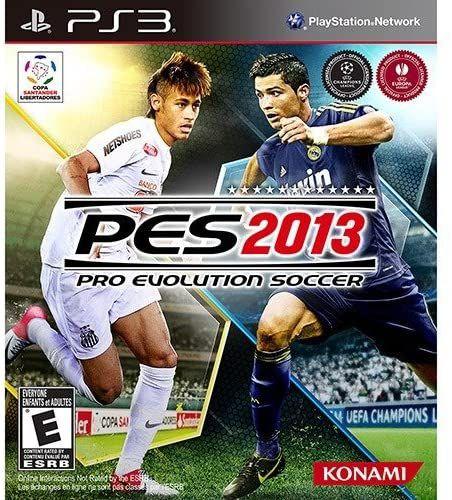 Jogo PS3 Usado PES 2013