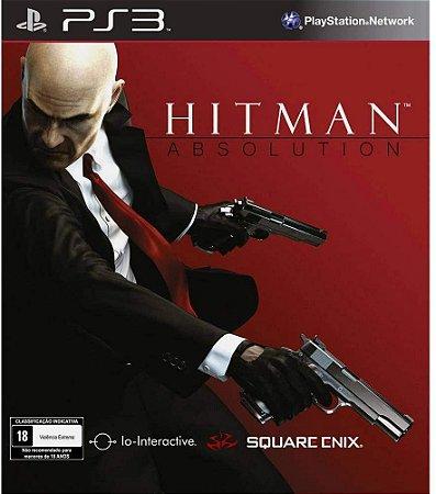 Jogo PS3 Usado Hitman Absolution