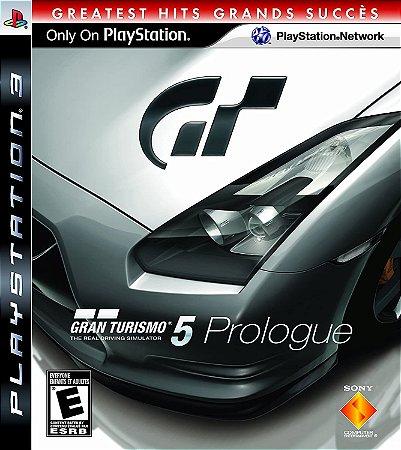 Jogo PS3 Usado Gran Turismo 5 Prologue