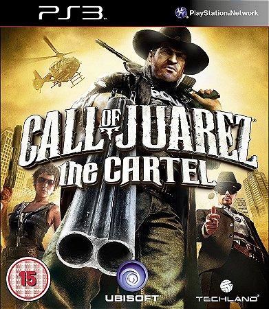 Jogo PS3 Usado Call of Juarez The Cartel