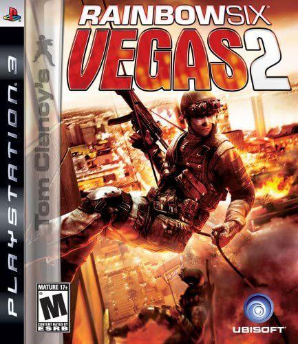 Jogo PS3 Usado Rainbow Six Vegas 2