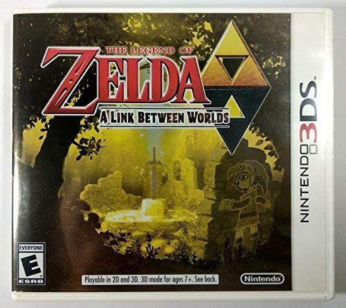 Jogo Nintendo 3DS Usado The Legend of Zelda A Link Between Worlds