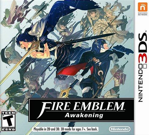 Jogo Nintendo 3DS Usado Fire Emblem: Awakening