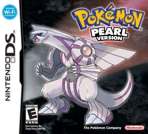 Jogo Nintendo DS Usado Pokemon Pearl