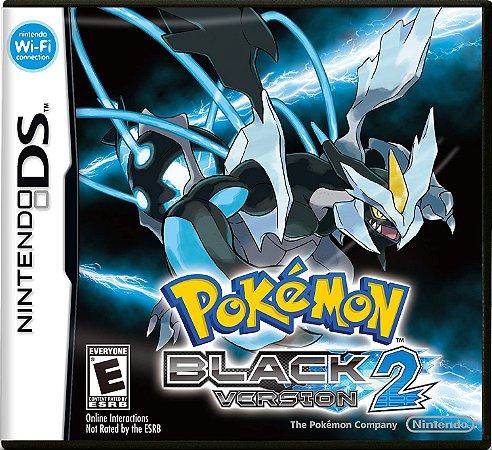 Jogo Nintendo DS Usado Pokemon Black 2